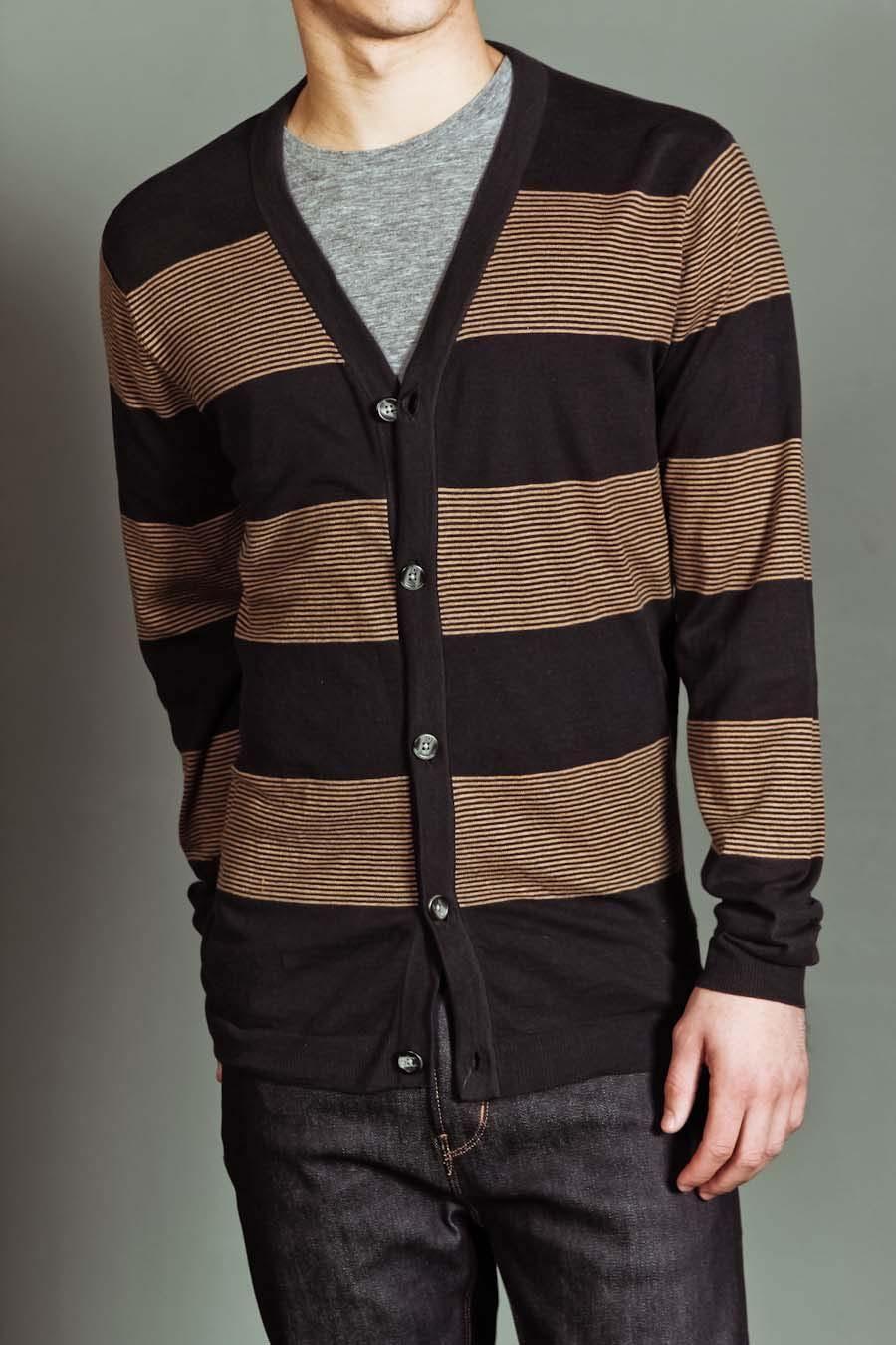 Cardigan Sweater Dark Navy | Casual Man | Pinterest | Man style ...