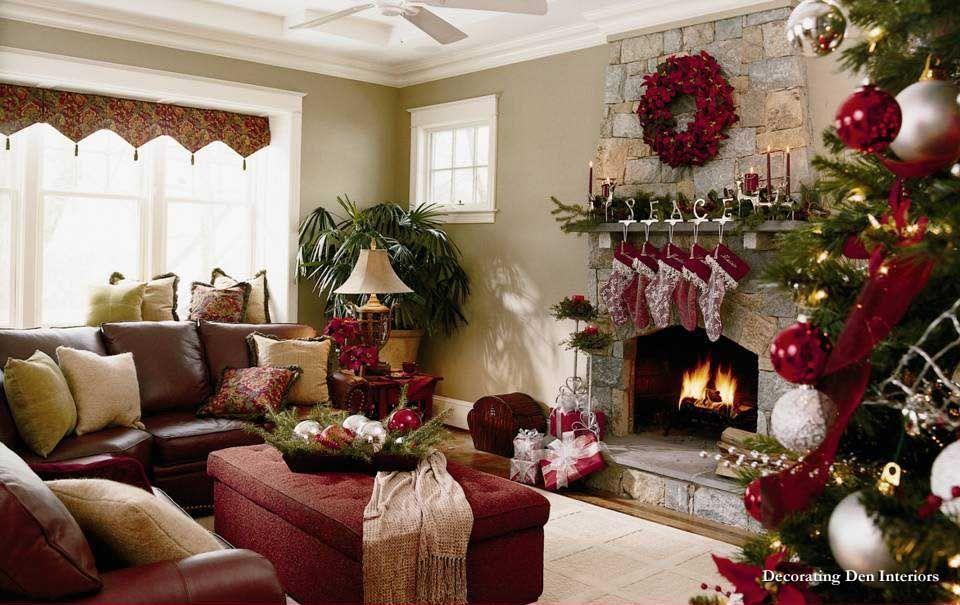 Christmas Indoor Decorating Ideas