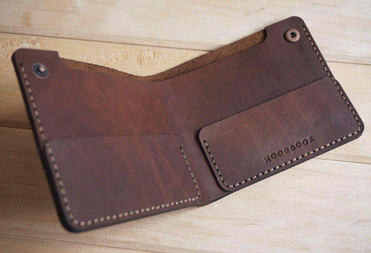 Как сделать кожаные кошельки 71