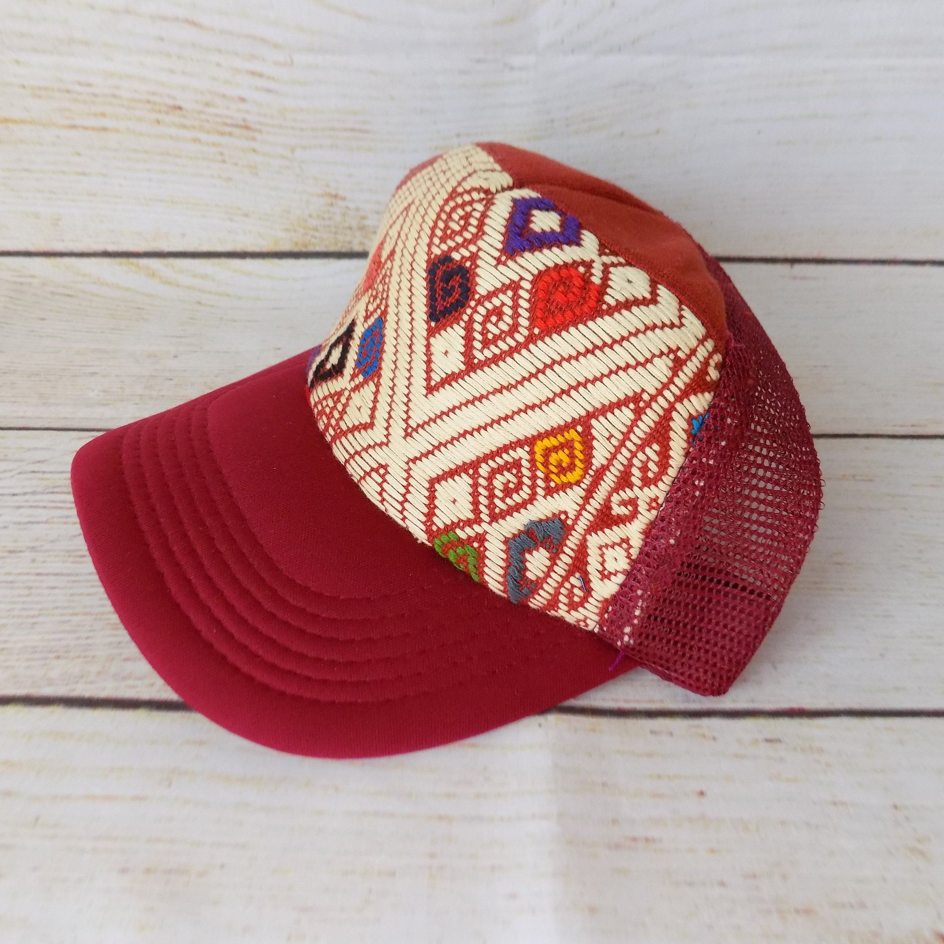 c3f57e05533 Mexican Embroidered Hat - Mexican Baseball Cap - Mexican Trucker Hat - Women  Trucker Hat - Mesh Cap - Embroidered Trucker Hat - Gift for Her by  DiscoverMas ...