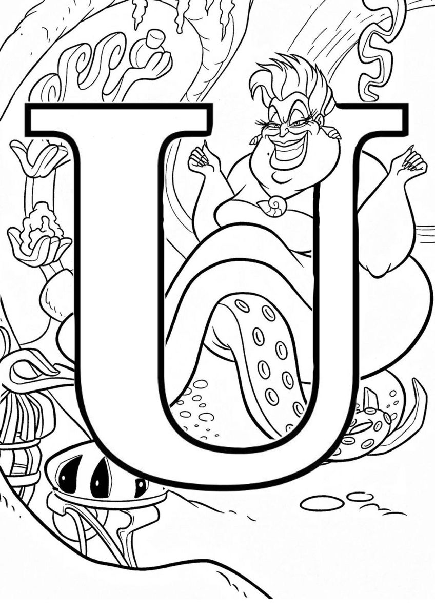 Pin By Rebecca Hooper On My Art Journal Disney Coloring Sheets Abc Coloring Pages Disney Princess Coloring Pages [ 1200 x 848 Pixel ]