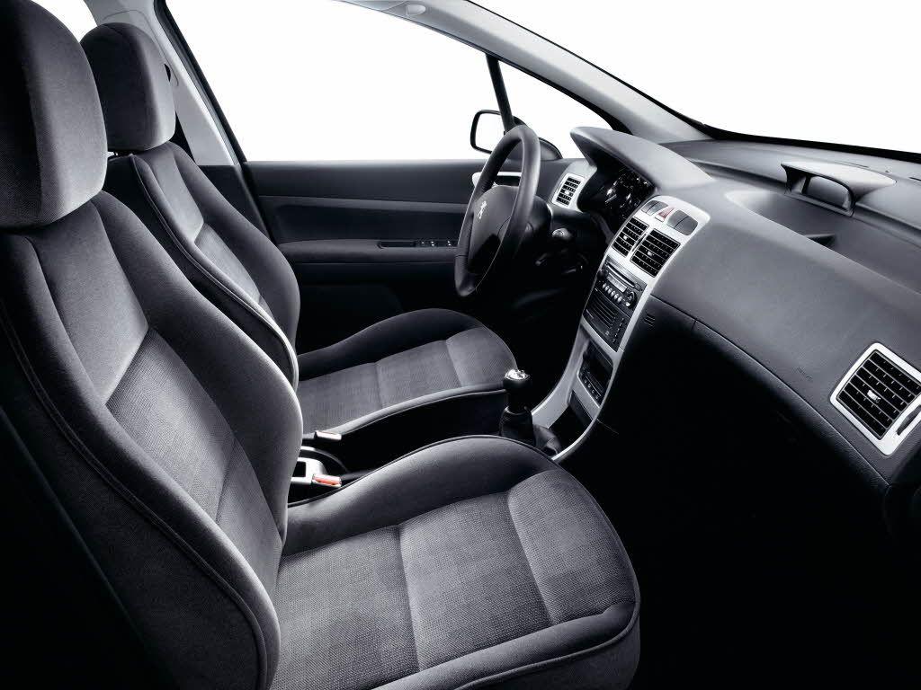 Interior Peugeot 307 Peugeot