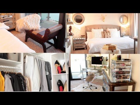 Peakmill Room Tour 2015 + Watch Me Arrange My New Room! : arrange-my-room-for-me - designwebi.com