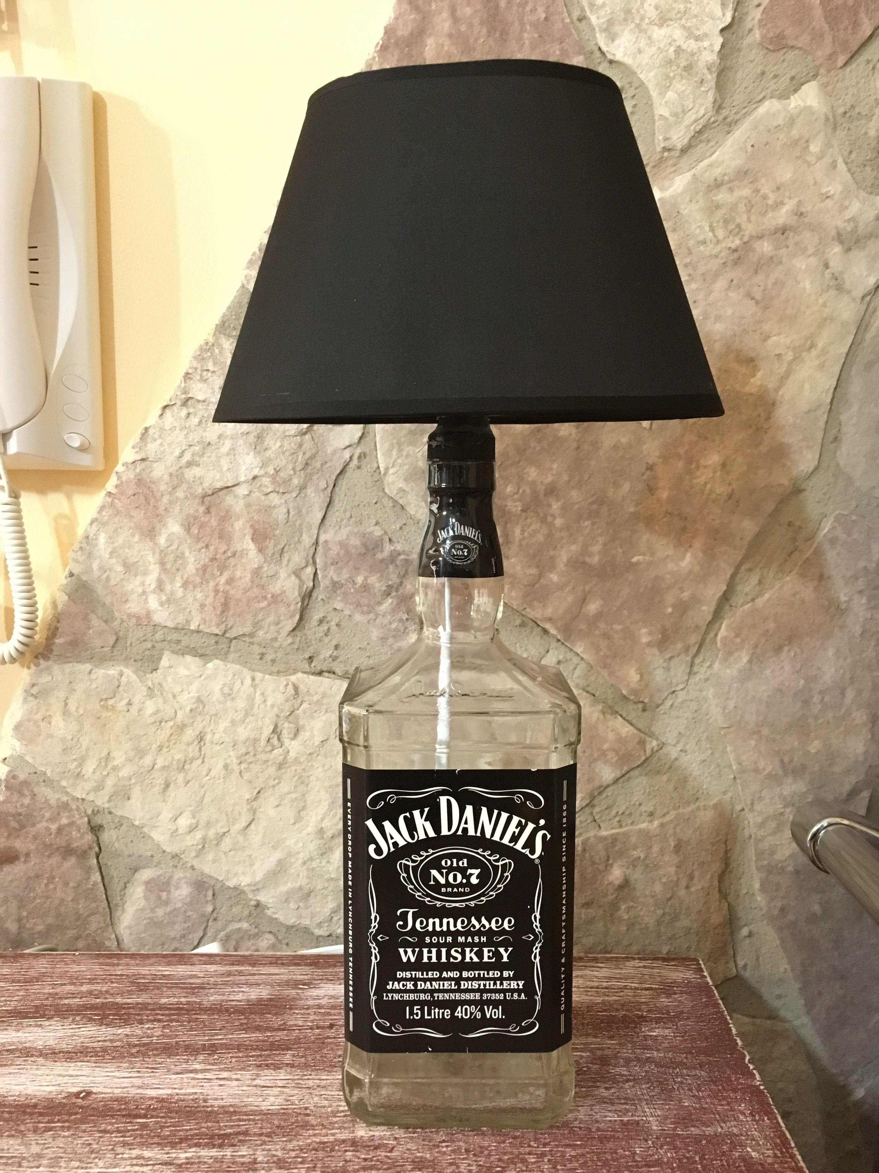 Pin by Marco Saputo on Jack daniel\'s lamp | Pinterest