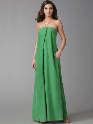 78 Best images about Maxi dresses on Pinterest  Strapless dress ...