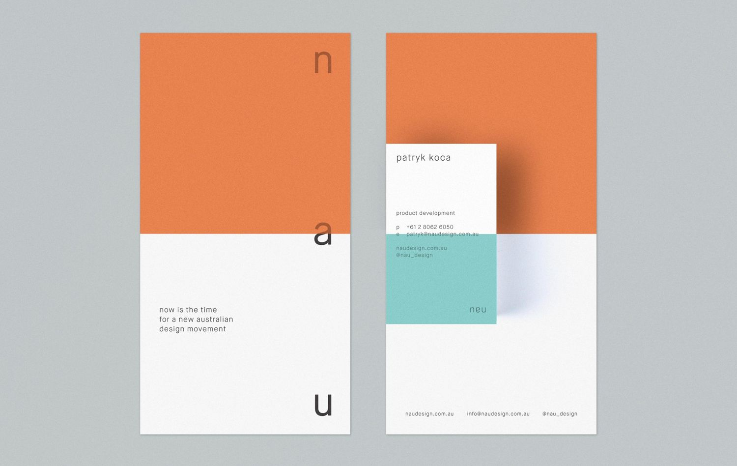 New logo branding for nau by design by toko bpo business logo business cards and stationery by design by toko for cults new contemporary furniture range reheart Choice Image
