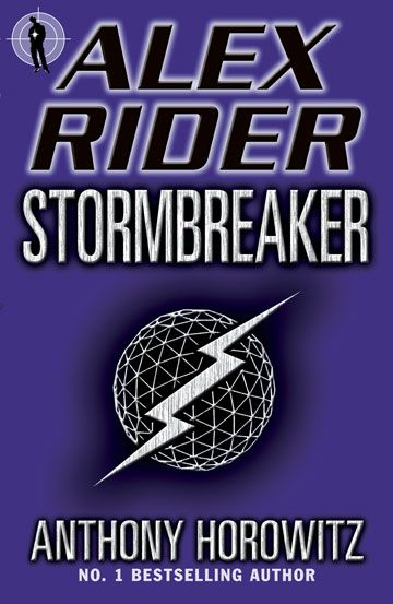 Stormbreaker Anthony Horowitz With Images Alex Rider Books