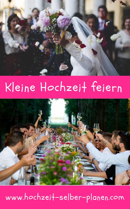 Kleine Hochzeit Viele Paare Wunschen Sich Eine Romantische Kleine