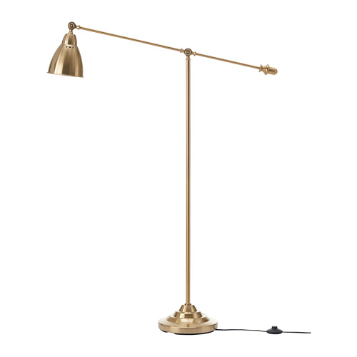 Ikea Us Furniture And Home Furnishings Reading Lamp Floor Floor Lamp Reading Light Ikea Floor Lamp