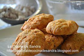 La Cocina de Sandra: AREPAS DE COCO TÍPICAS PUERTORRIQUEÑAS