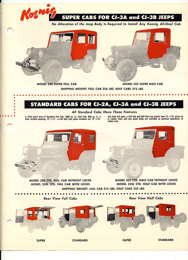 Features Ewillys Page 2 Willys Jeep Jeep Pickup Vintage Jeep
