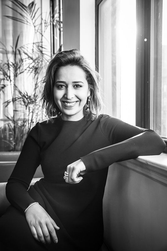 JUST co-founder Shahd AlShehail. Project JUST Database Launches To Boost Sustainable, Ethical Fashion Choices.