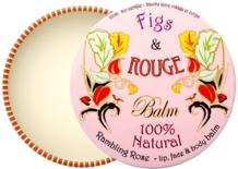 Figs & Rambling Rose Balm tin 17 ml.