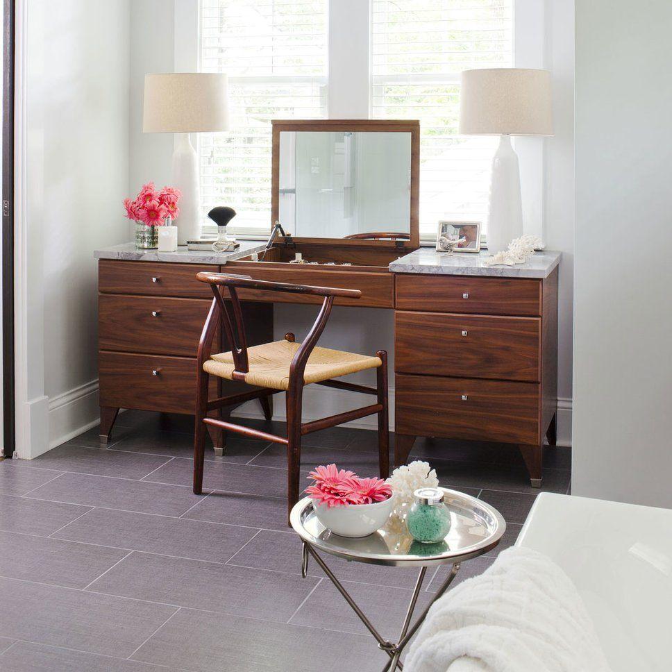 Set up your own vanity table wayfair paris apt pinterest