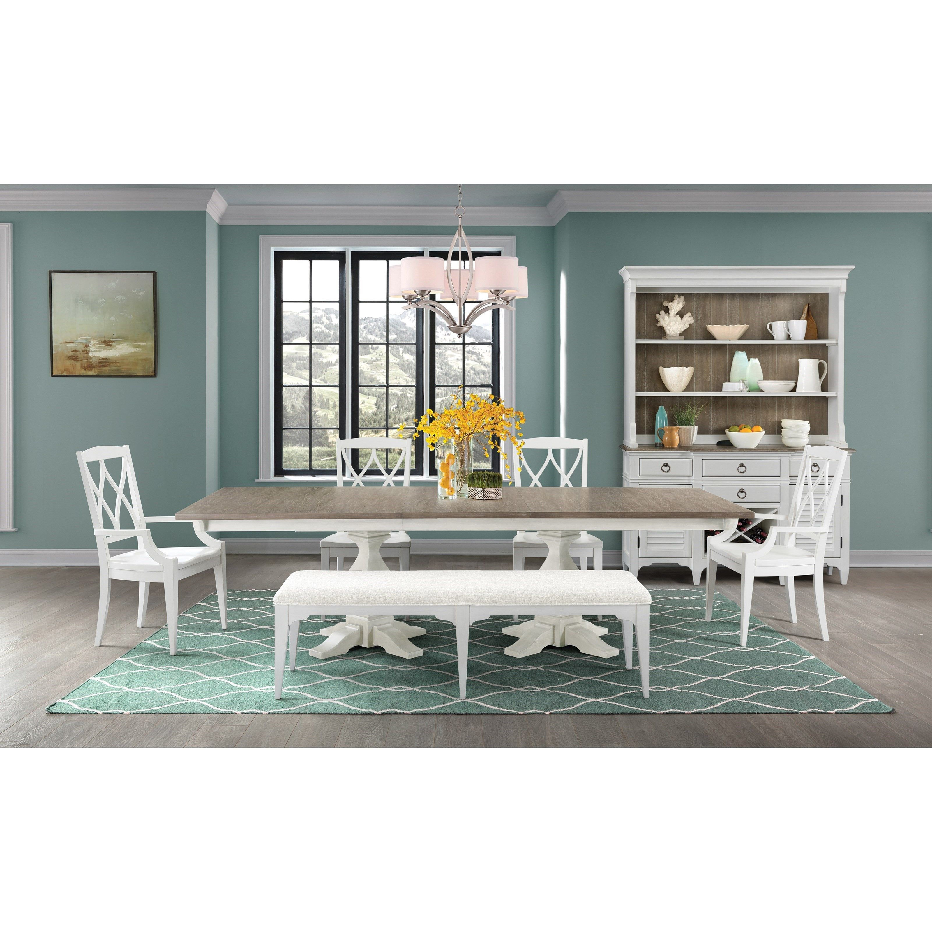 Myra Formal Dining Room Group By Riverside Furniture