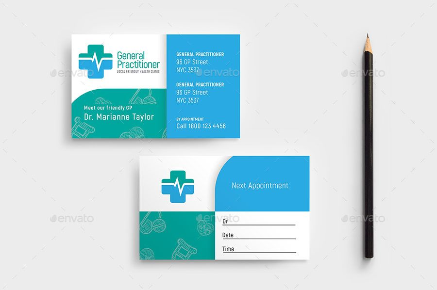 Medical Appointment Card Template Appointment Cards Photographer Business Card Template Card Template