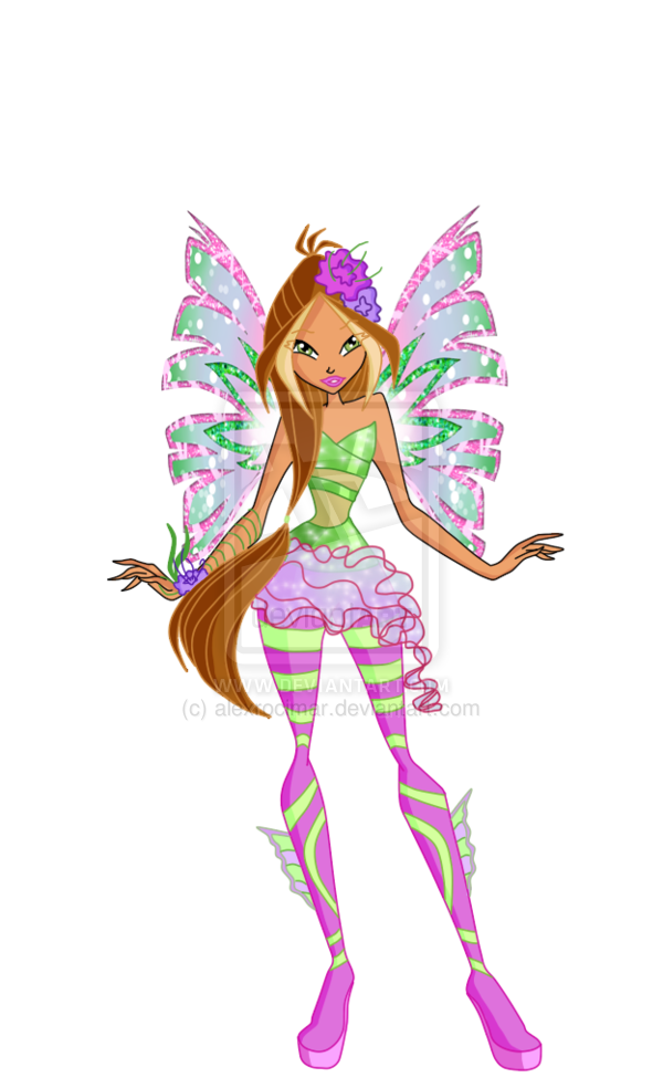 Flora Sirenix Winx Princess Zelda Winx Club Fictional Characters