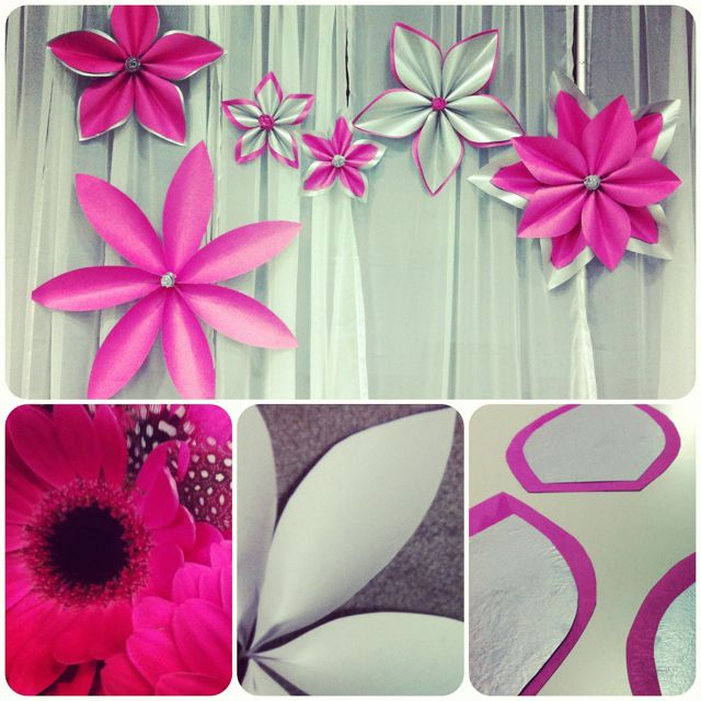 Paper cutting flowers step by step images galleries with a bite for Easy paper cutting flowers