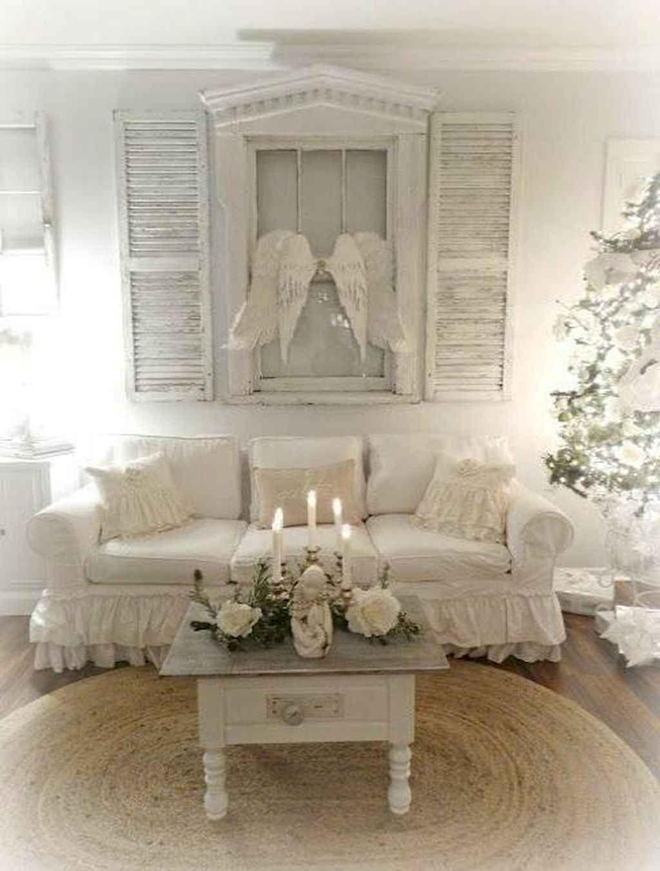 Photo of 75 Beautiful Shabby Chic Living Room Decor Ideas