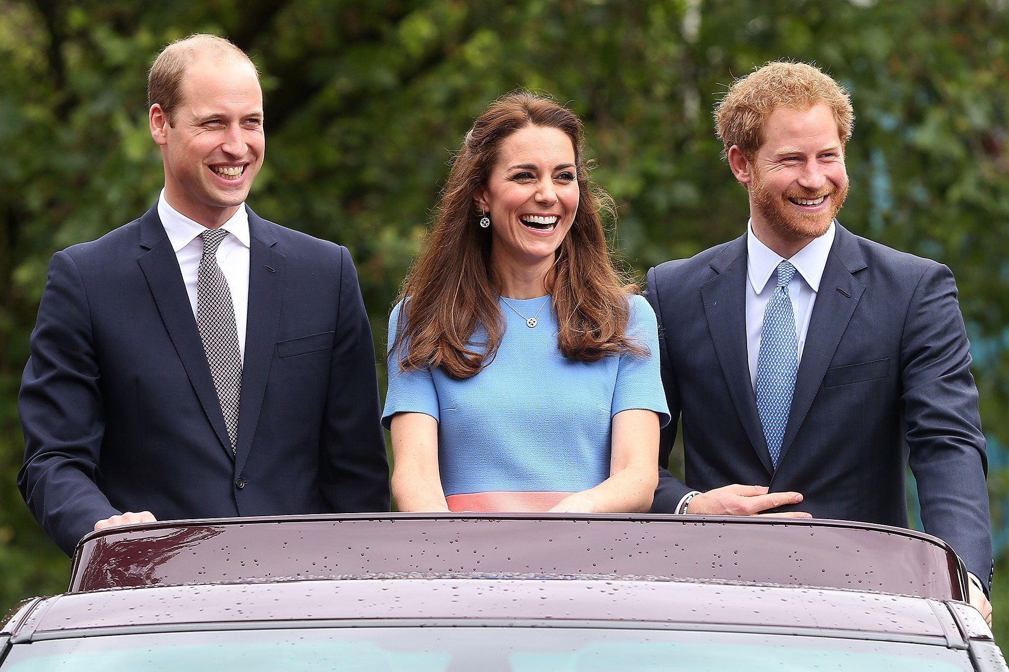 The royal trio will add their voices to World Mental Health Day on October 10