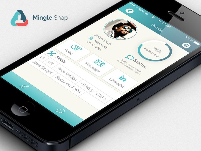 Mingle Snap Profile