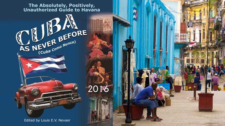 New guidebook offers insight into Cuba's hidden treasures