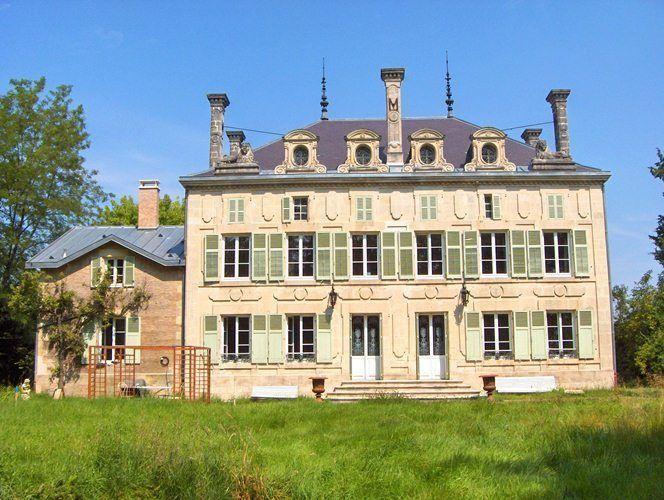 """chambres d'hôtes """"la neuve tuilerie"""" dans un #chateau dans la"""