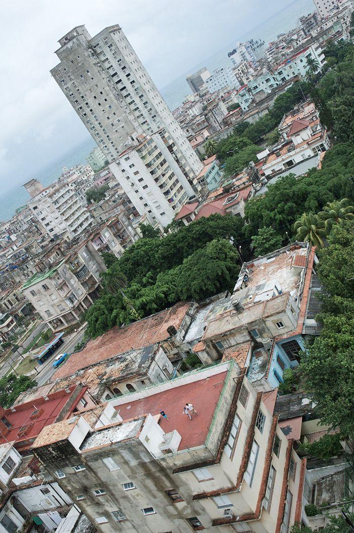 Havana, Cuba 2007 by Emrys Damon Miller Paris skyline