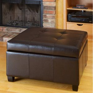 Awe Inspiring Home Loft Concept Richmond Storage Ottoman For The Home Cjindustries Chair Design For Home Cjindustriesco