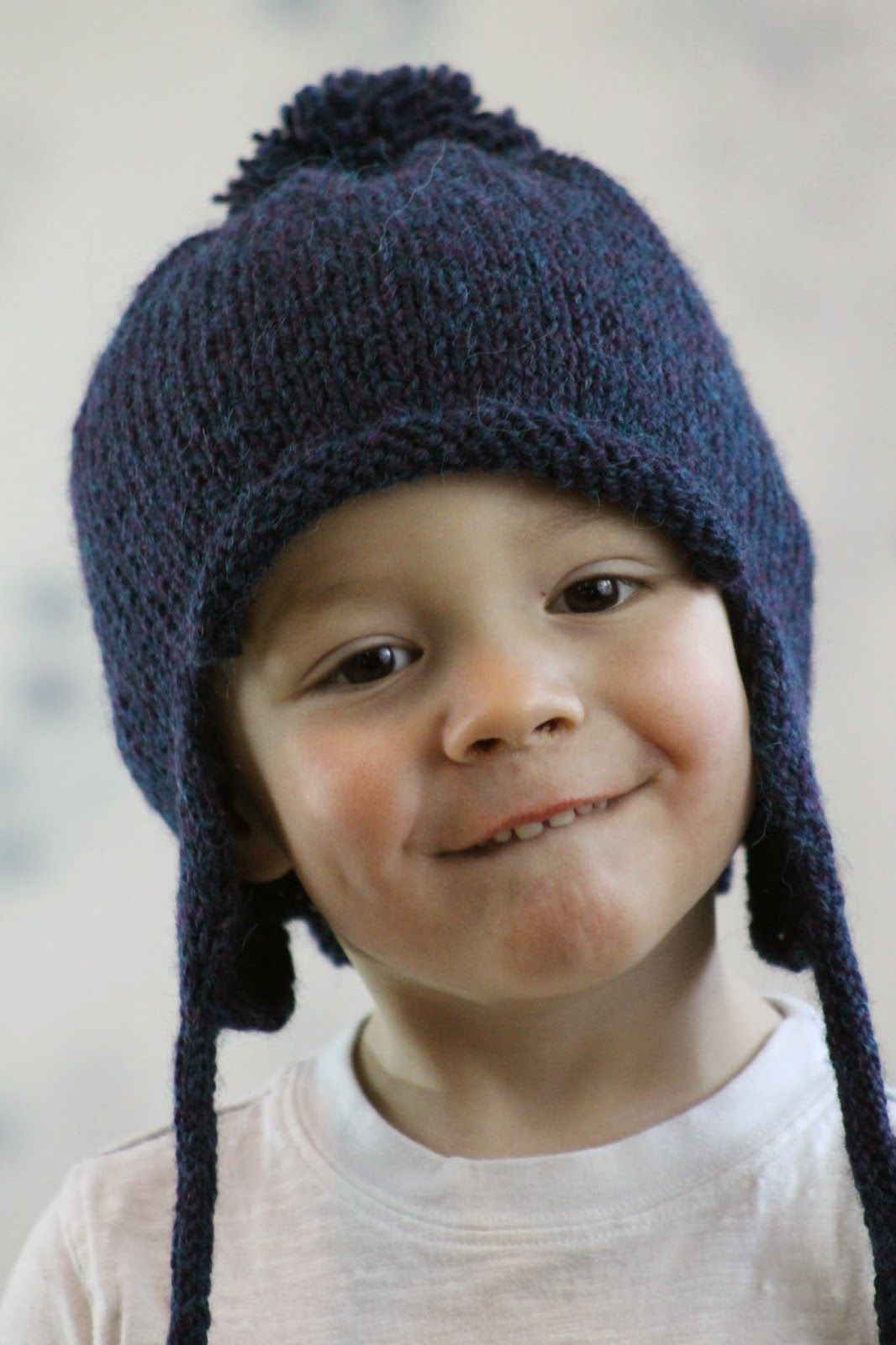 All in the Family Earflap Hat | Projects to Knit | Pinterest ...