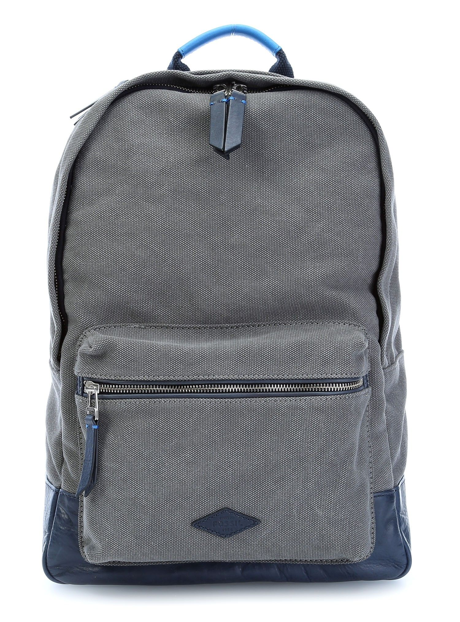 81eb4e6100412 wardow.com -  backpack  trend  bag  fashion  AmsterdamCowboys Portree 13    Laptop-Rucksack genarbtes Rindsleder stein