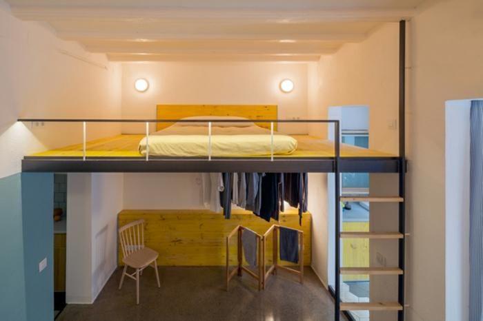 #Interior Design Haus 2018 Modernes Design Loft   Neun Erstaunliche Modelle  #Haus #Innen
