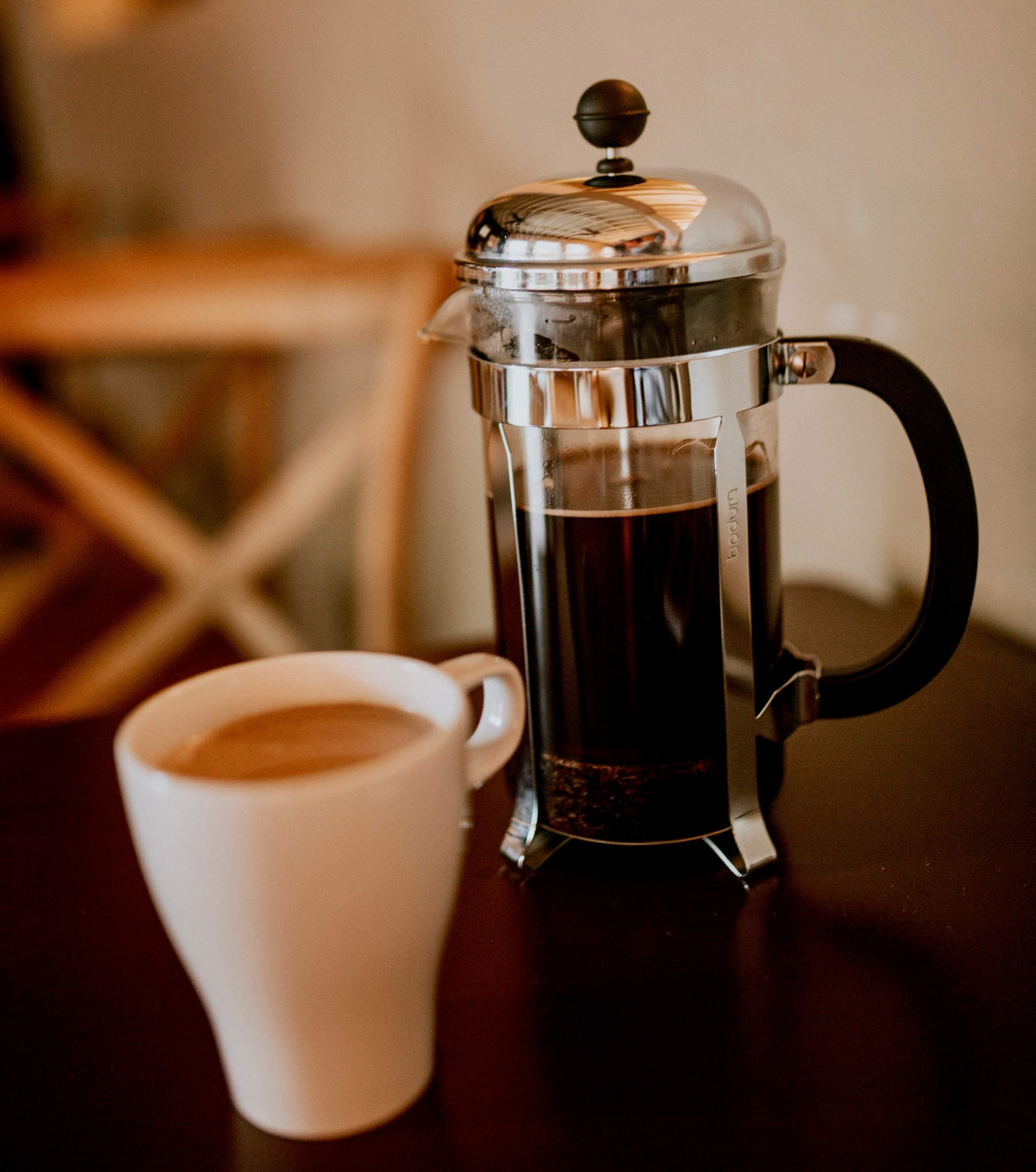 How to Make Espresso with a French Press (Without an