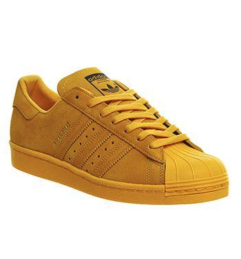 new concept 72c0f ed678 Adidas Superstar 80s City Pack Yellow Shanghai - Unisex Sports