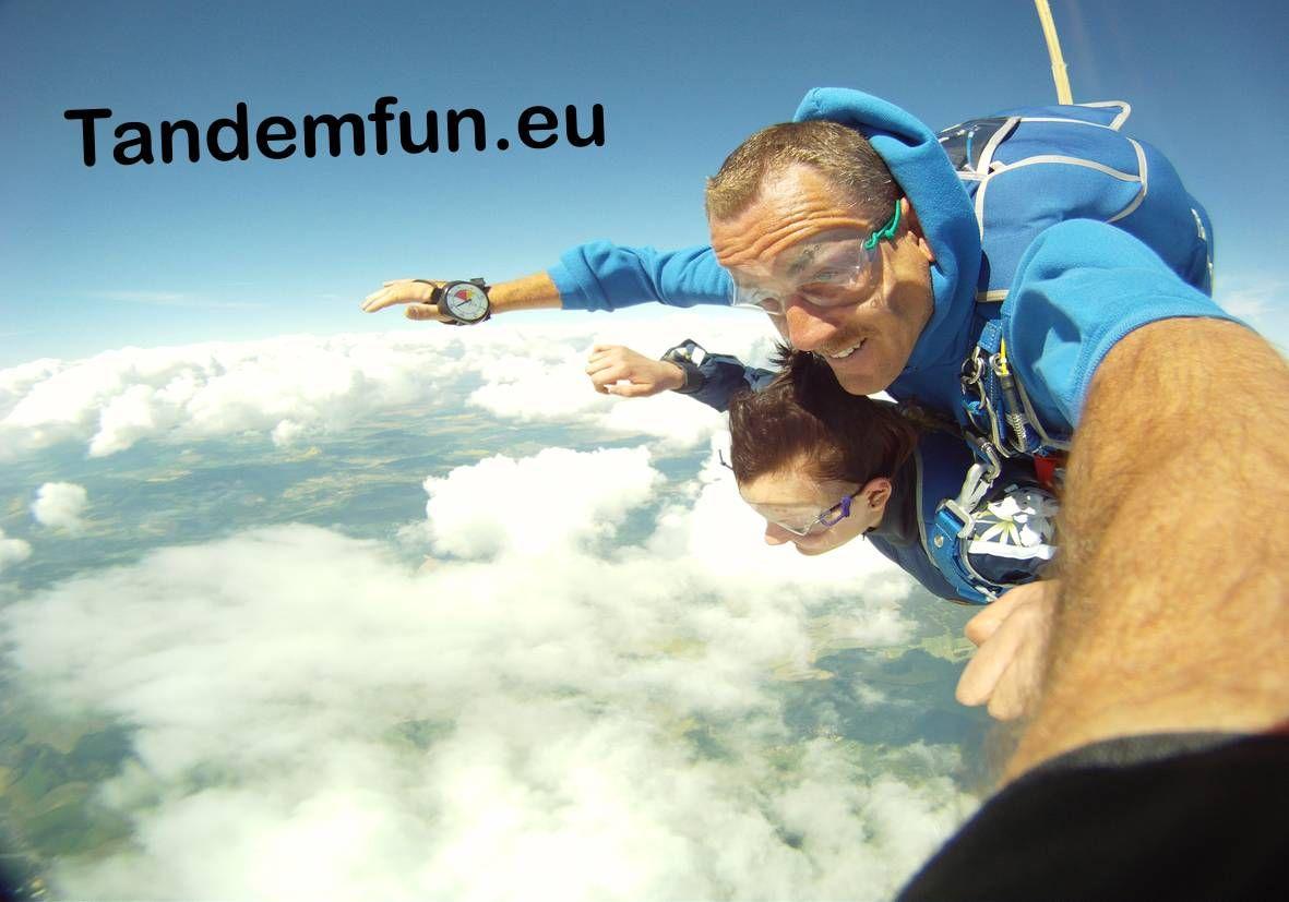 Pin Auf Fallschirmspringen Bayern