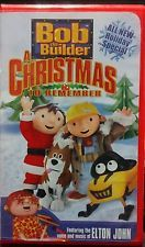 bob the builder a christmas to remember vhs 2003 bob the builder - Bob The Builder A Christmas To Remember