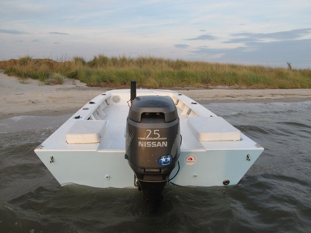 Inlet Runner 16 garvey inshore fishing boat | Boat Plans for Winter Projects | Bay boats ...