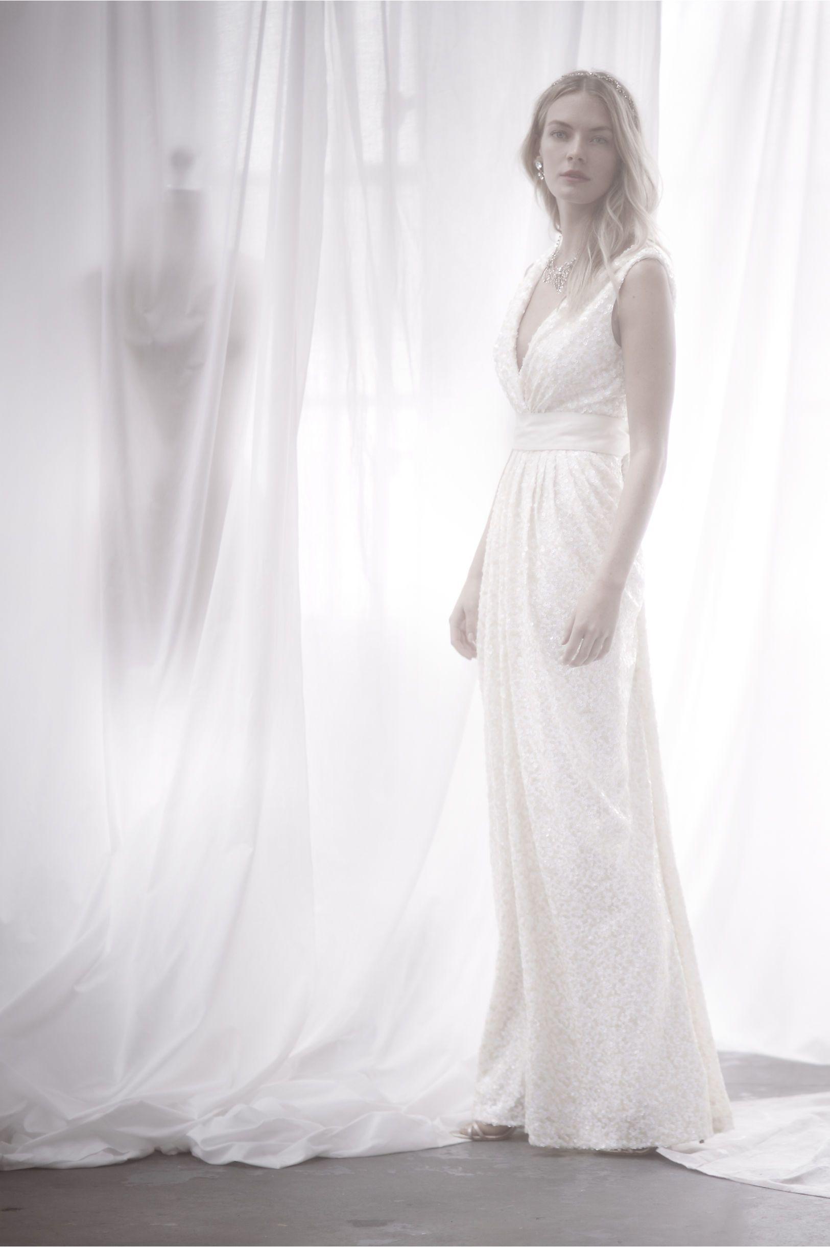 Bette gown from bhldn white dress pinterest wedding dress