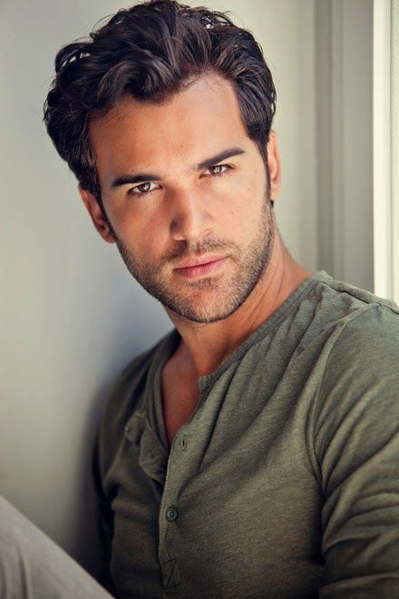 Juan Pablo Di Pace, loved him on Dallas as Nicolas Trevino but I am super excited to see him play as Jesus on A.D. On NBC starting Easter Sunday 2015!!!