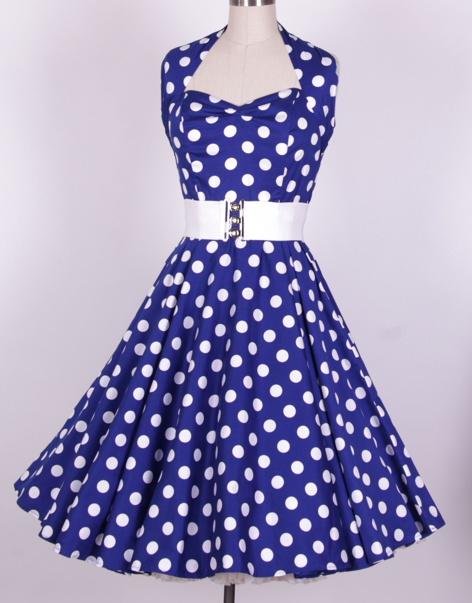 polka dot ballroom dresses and skirts | Home :: 1950s Dresses ...