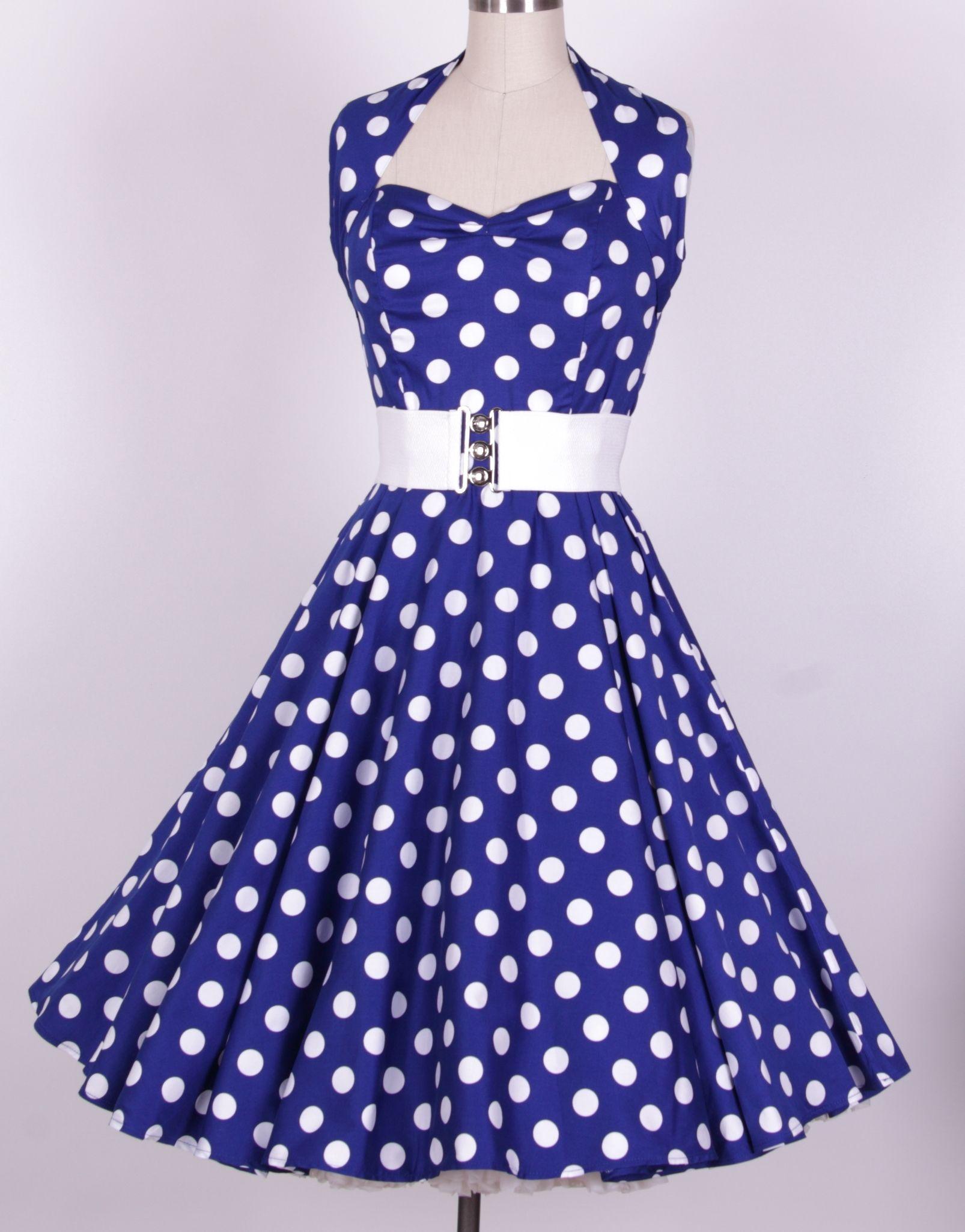 polka dot ballroom dresses and skirts | Home :: 1950s Dresses :: 50s ...