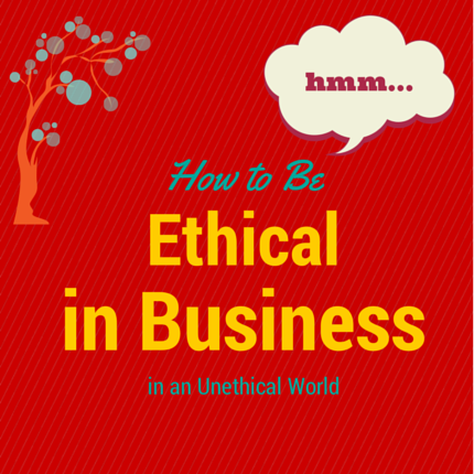 Importance of Business Ethics - 8 Rules to an Ethical Business. Having Strong Ethics today is important . Trust is Created and People need that.