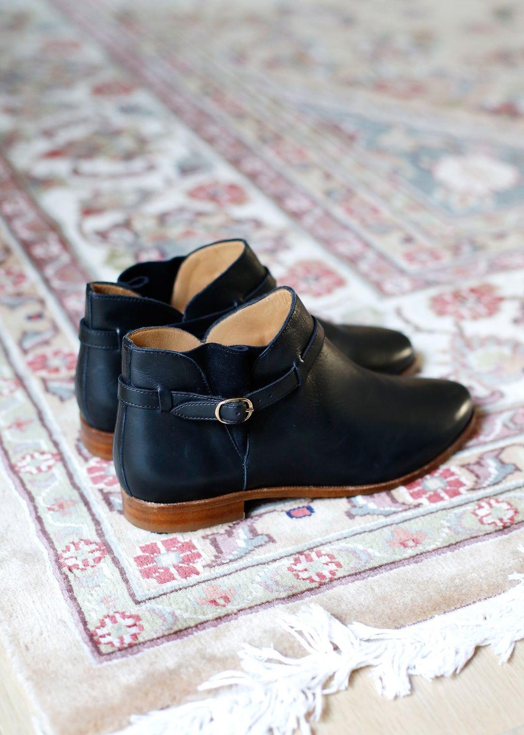 Sézane Low Harper Boots   Bottines sezane, Sezane et Bottes