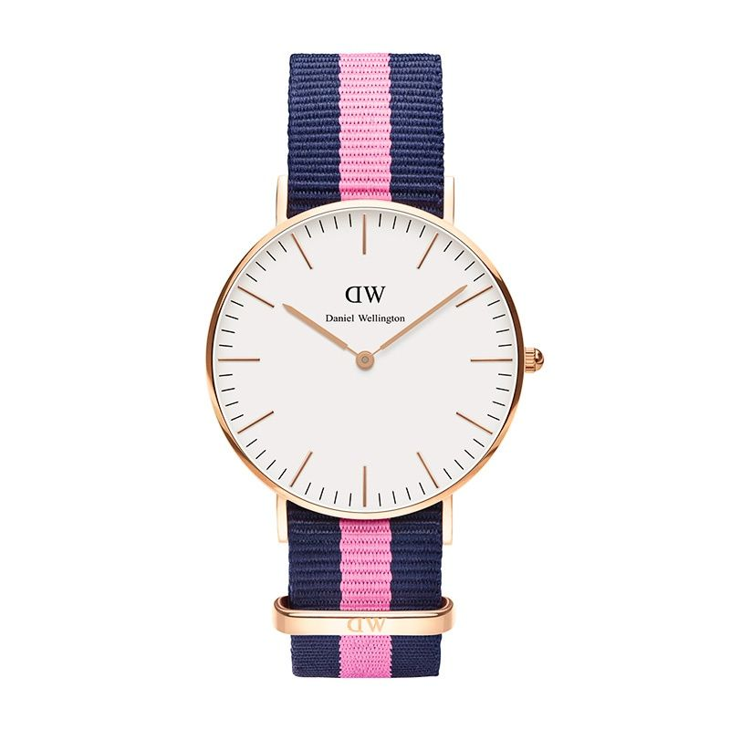 1c7ee4c6a5c Classic Winchester 36mm - Women (in Rose Gold) (Daniel Wellington). Relógios  ...