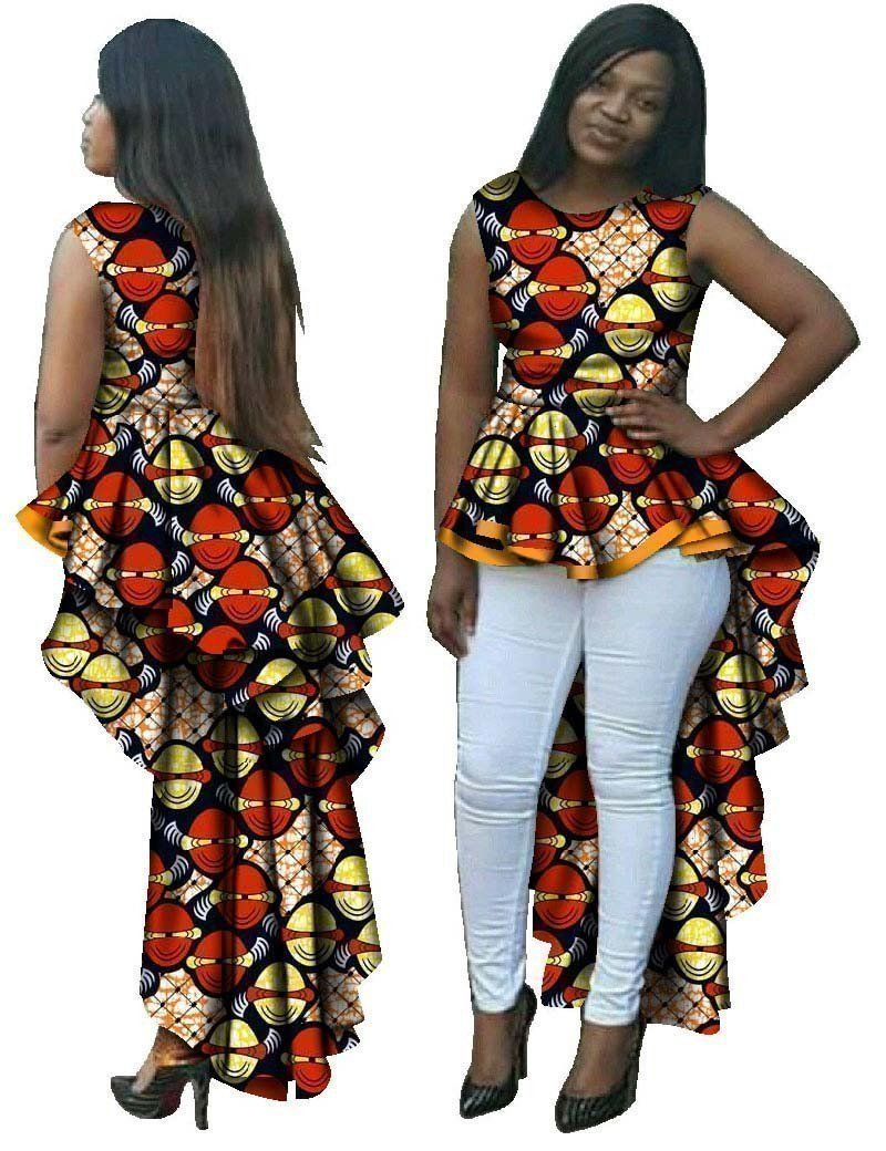 833a277686 African Women Dress Top, Fashion Dresses, Various Patterns, Plus ...