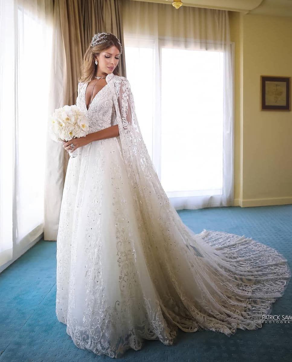 4 169 Likes 8 Comments Hera Dresses Heradresses On Instagram H E R A Via Nathalienas Cheap Wedding Dress V Neck Wedding Dress A Line Wedding Dress [ 1198 x 967 Pixel ]