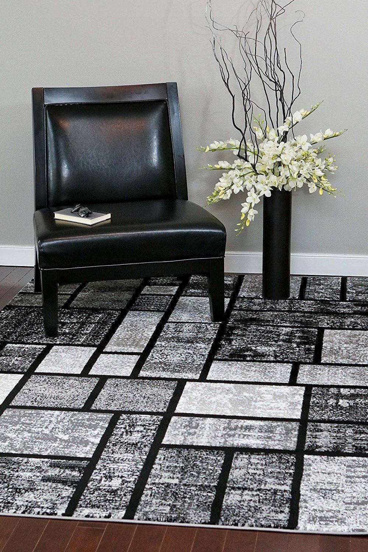 Persian Rugs 5 Feet X 7 Area Rug Modern Carpet Gray Imarthome