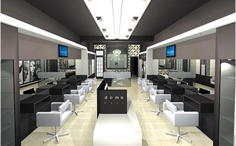 Beauty Salon Design | Design A Beauty Salon, Hair Salon Design