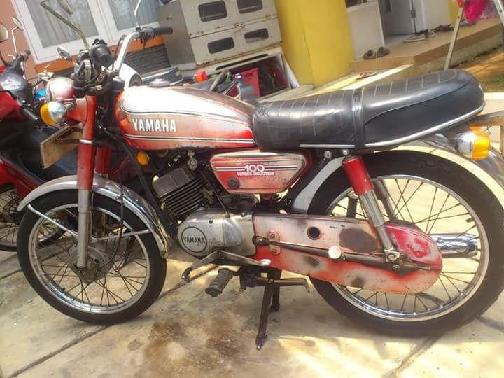 Lapak Motor Jadul Rs100 Yamaha Tangsel Lapak Mobil Dan Motor