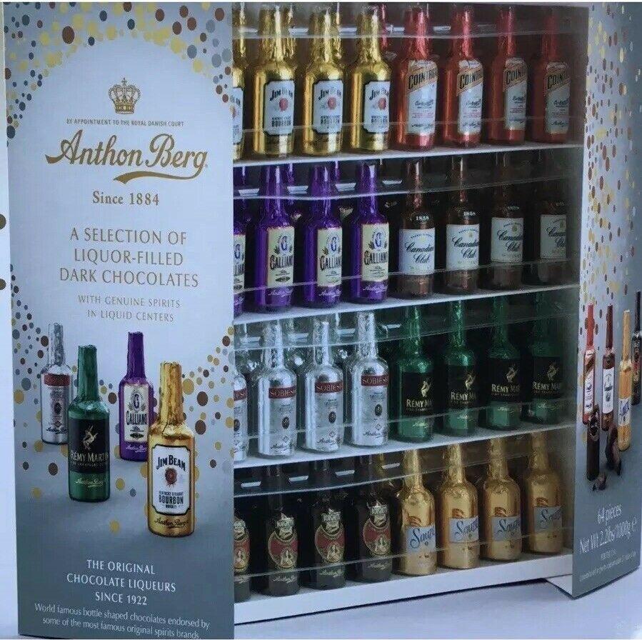 Ebay Sponsored Anthon Berg Dark Chocolate Liqueurs 22 Lbs